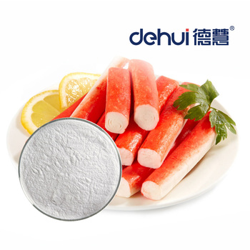 Qingdao Konjac powder for Crab meat stick Edible gum best price