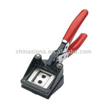 Hand-type Photo Cutter, Hand Held ID Card License Photo Picture Punch Cutter