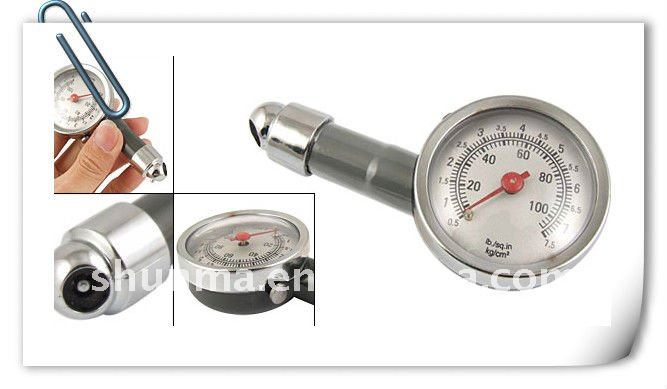 Hot selling, High accuracy, Dial gauge, auto mini gauge, auto accessory