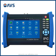7 Inch Touch Screen IPC CCTV Tester