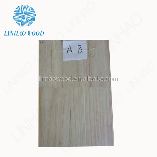 China paulownia finger jointed wood supplier
