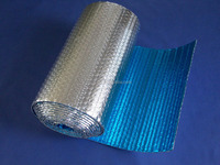 Double side aluminum foil with super bubble Roofing Heat Insulation