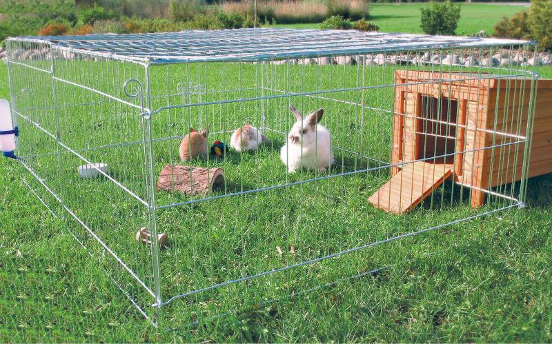 Вольеры для кроликов своими руками фото 44