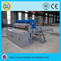Concrete ribbed steel wire mesh welding machine