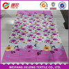100% Cotton plain fabric for bed sheets China gold supplier 100% cotton big plaid/flower reactive/pigment printed flannel fabric