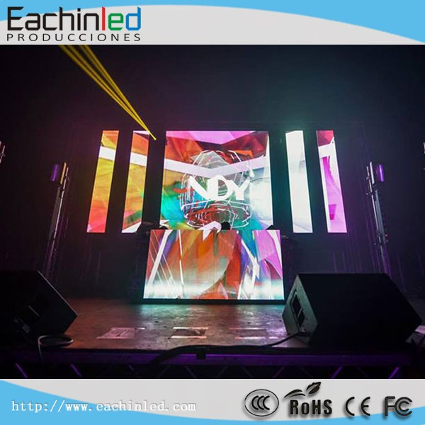 2016 New Discount Stage Back Scene Small Pixel Pitch Led Display