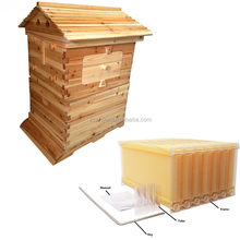 Automatic Self Honey Flow 7 BPA Free Plastic Beehive Frame for Flow Hive