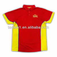 AT004 Custom logo polo shirts, polo t shirts men