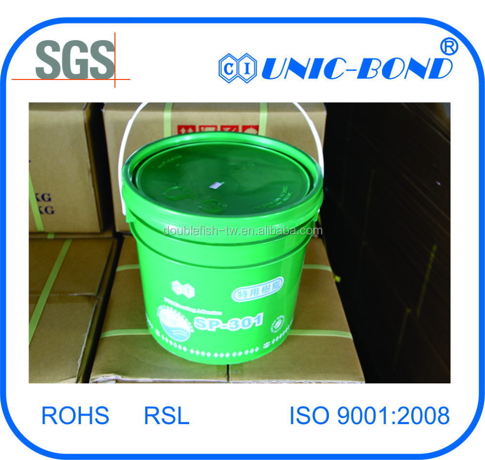 PVC Floor Adhesive WATER-BASED