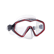 OEM professional spearfishing diving silicone female water diver mask