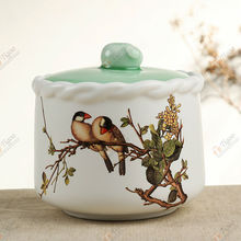 Brand new home decoration pieces fujian gift item made in China dehua TG-409J235-WG-W-1