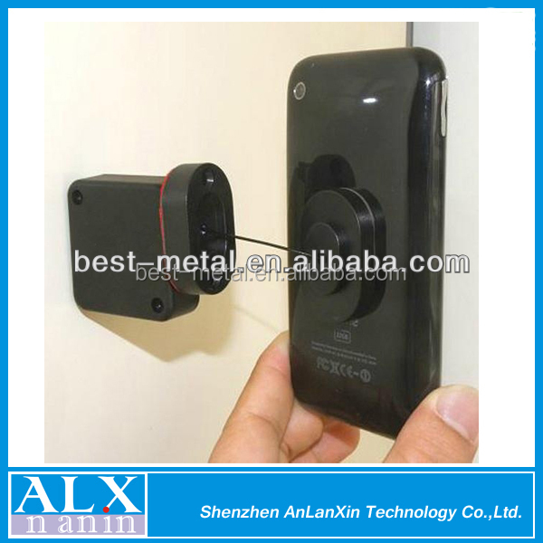 Mobile Phone Security Cable Display Holder