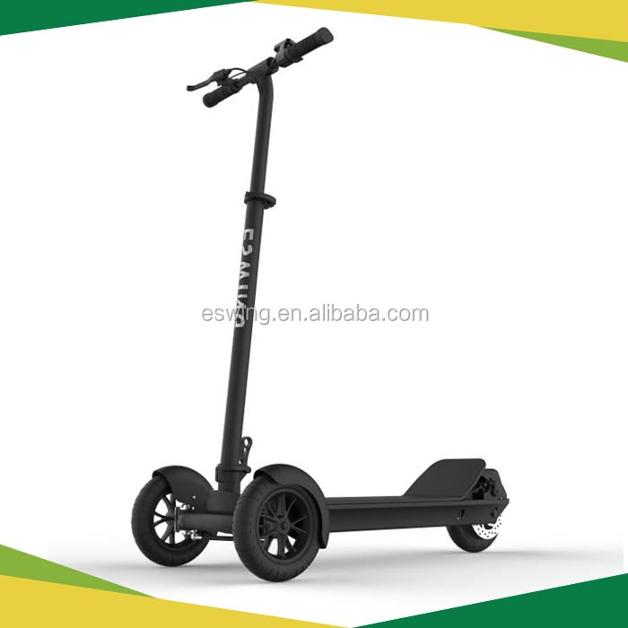 Newly design 900w 48v 3 wheel electric scooter electric tricycle