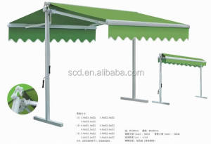High quality double side awning