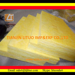 aluminum foil cover for glass wool