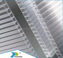 Sun Sheets & PC Embossed Sheets Type polycarbonate plastic roof panels 100% Bayer/GE material