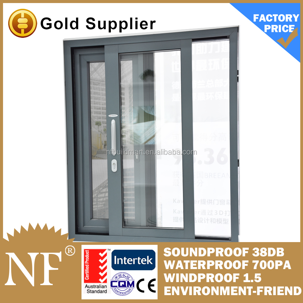 kitchen sliding window aluminium