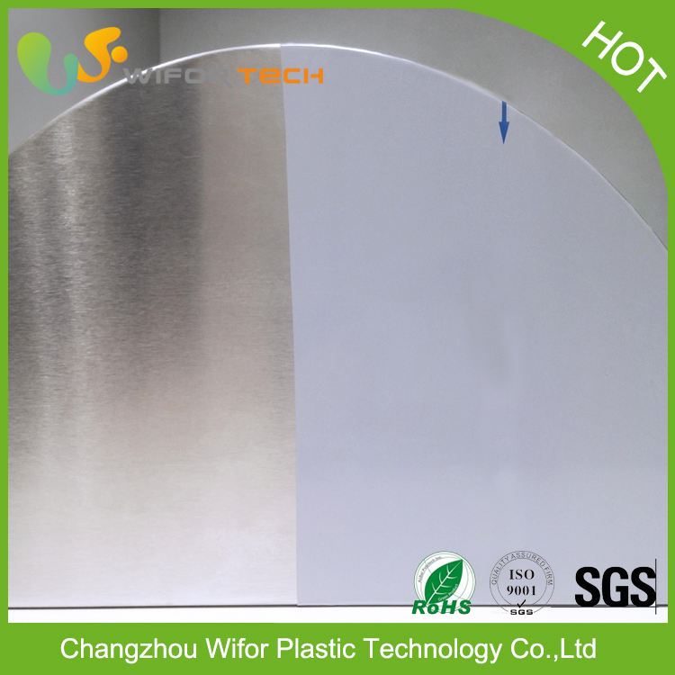 Free Sample Worldwide Surface Protection Easily Cover And Peel Window Glass Pe Protective Film