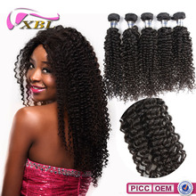 XBL No Tangle 7A grade Fast Delievery Chemical Free peruvian hair 30