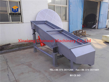 linear motion fine sand vibrating screen/square vibratory screening machine