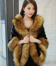 Hot Sale 2015 Latest Unique Fur Women Scrafs