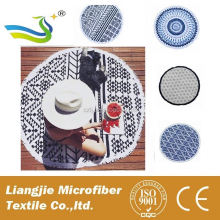 Cheap 300 GSM turkish towel mandala made in china