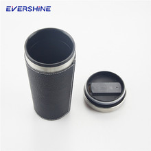 Coffee travel mug stainless steel insulated cups with lids and straws