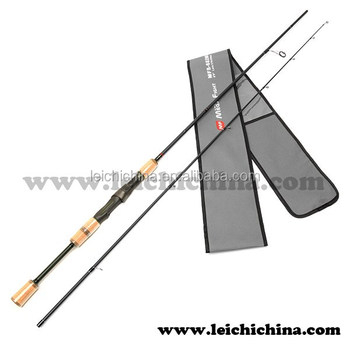 carbon fiber fishing spinning rod