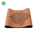 Sell Fast Competitive Price Customized Design Cork Yoga Mat