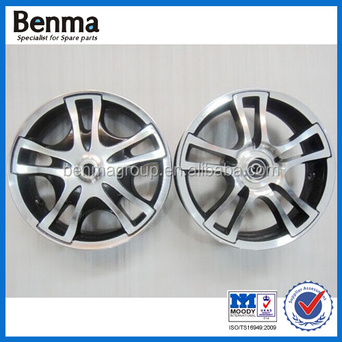 High quality used motorcycle aluminum alloy wheels