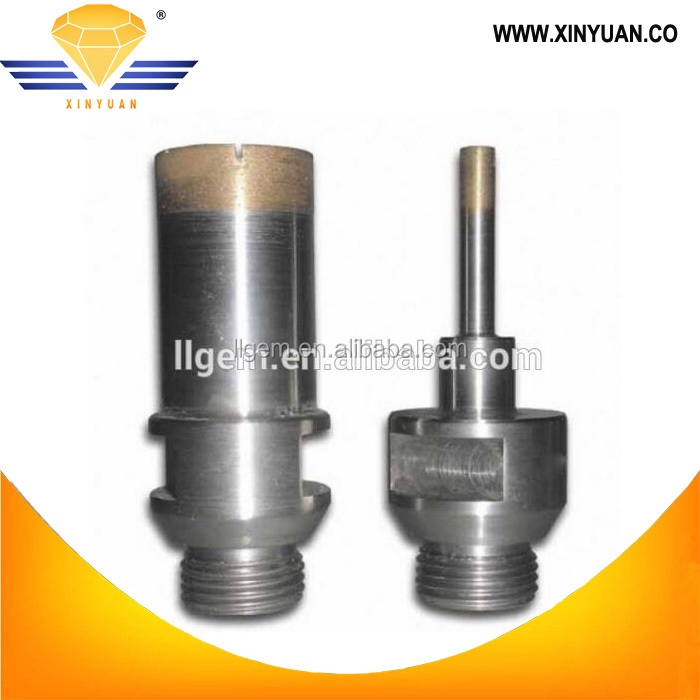 Factory Price sintered metal diamond drill bit for drilling glass