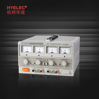 HYELEC HY3005S-2 reliable analog dc power supply