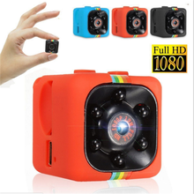 Promotion 1080P Mini Camera! New Smallest Mini Finger Camera SQ11 New Smallest Mini Camera
