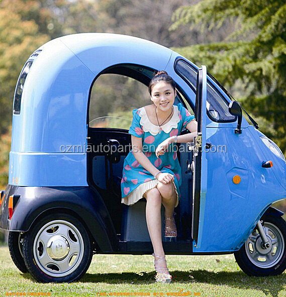 60v 800w electric tricycle for adult with canopy