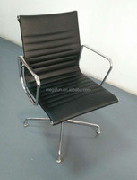 Real photos aluminum office worker chair for canton fair(FOH-CW04)