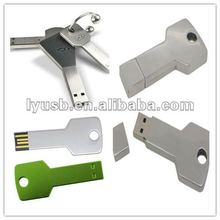 metal key style usb memory drive 4gb,car key chain usb pen drive 16gb,stainless steel key usb flash drive 8gb