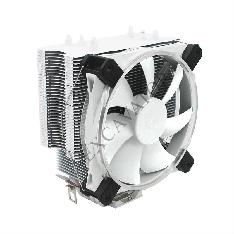 Intel 1156/1155/1150/1151 computer cpu cooler fan complete in specifications