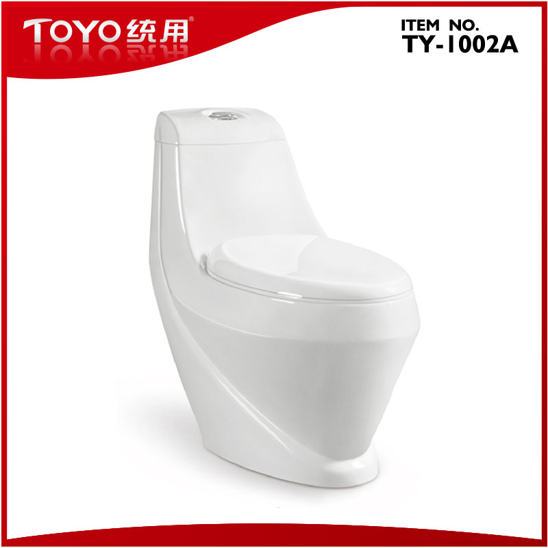 one pice ceramic western white wholesale traditional toilets