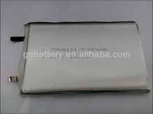 GEB7568111 3.7V 5000mAh Lithium polymer batter/ 5000mah 3.7V lion battery cell