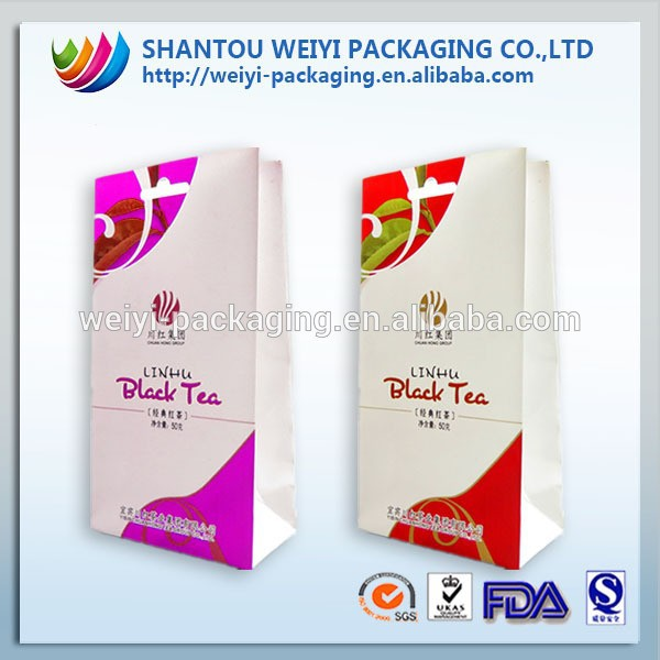 Large quantity cheap price fast food paper bags for sale