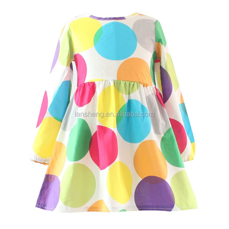 new design summer dress frock design for baby girl