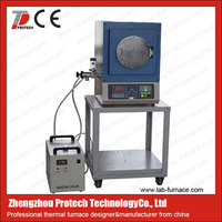 High Temperature energy efficiency vacuum sintering crucible furnace for sale