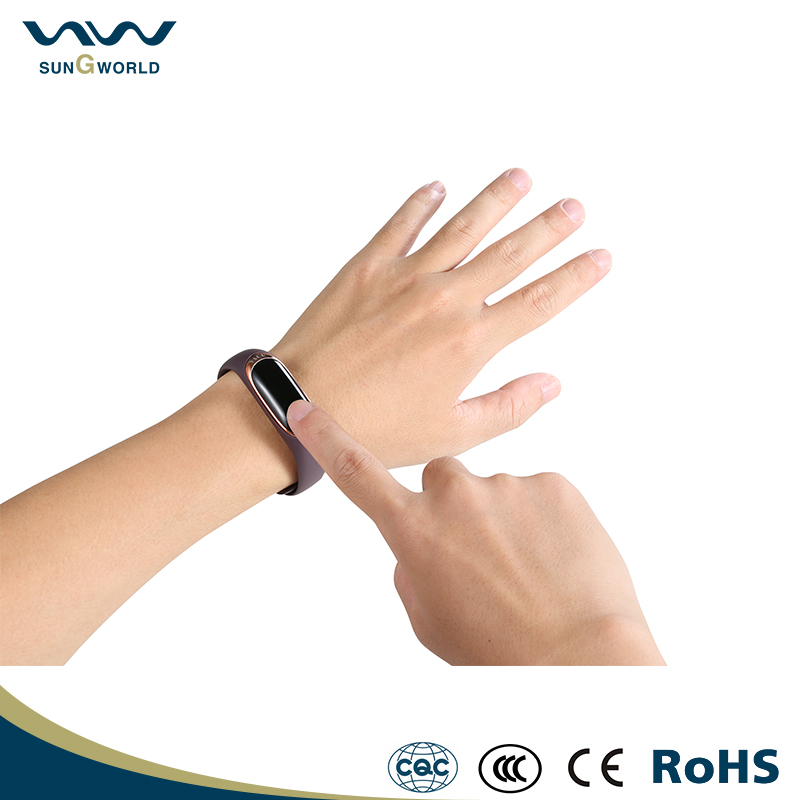 ce rohs S18 Smart Band Real-Time Monitoring Blood Pressure Heart Rate Health Smart Bracelet