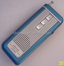 DK-8806 New model hotsale Mini Water Resistant AM/FM Shower Radio