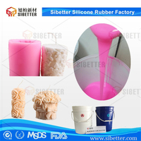 Candles Crafts Molding Silicone Rubber for Soap Moulds