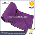 High quality guangzhou printed non slip wholesale hot yoga microfiber sports towel yoga towel