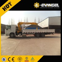 14 tons knuckle boom truck mounted crane SQ14ZK4Q