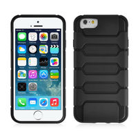 2015 innovative mobile phone accessories slim armor case cover for iphone 6