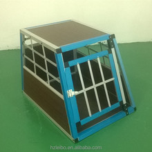 2015 factory direct sale Aluminium small animal single door cages