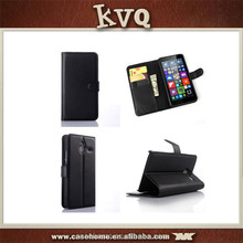 stylish flip wallet leather case cover with card holder for Nokia Lumia 1520